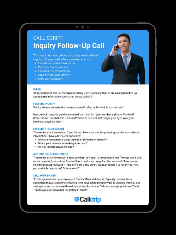 Follow-Up Call Script-2