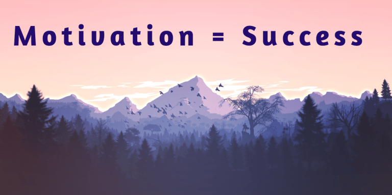 Motivation for sales success