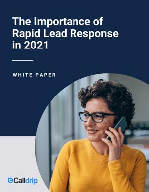 Rapid Lead Response - Calldrip White Paper (1)